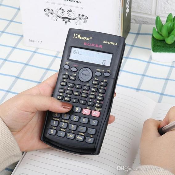 Calculadora Científica Kenko Kk-82ms - 240 Funções