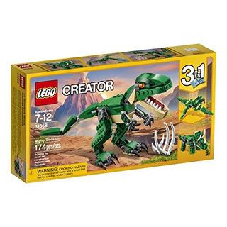 Lego Creator Mighty Dinosaurs 31058 Dinosaurio De Juguete