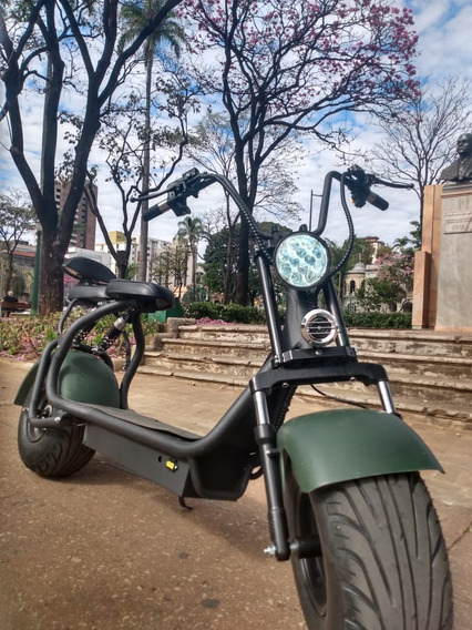 Scooter Elétrica - Moto Elétrica - Patinete Elétrico