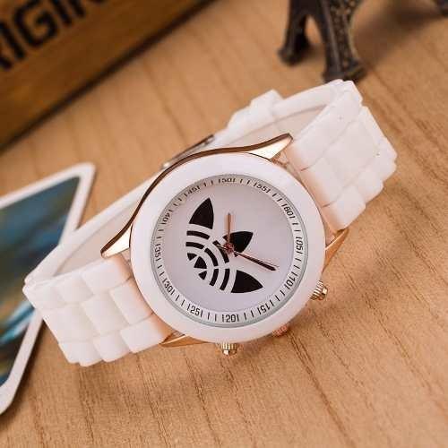 Relógio adidas Feminino Diversas Cores Branco Colorido