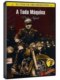 A Toda Maquina Pedro Infante Pelicula Dvd A.t.m