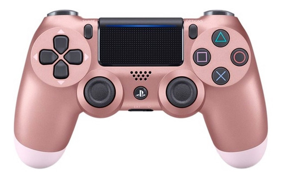 Controle Ps4 Rose Gold Original Sony