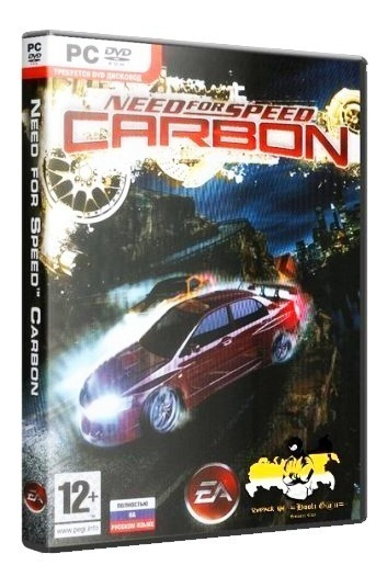 Need For Speed Carbon Deluxe Edition Pc Dvd Frete 8 Reais