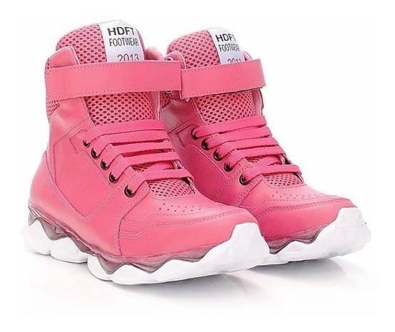 Tenis Sneaker Hardcore Footwear/bota Juju Salimeni Intensity