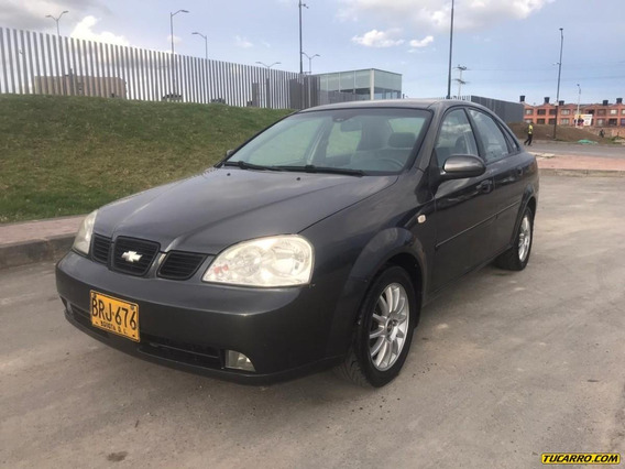 Chevrolet Optra Limited 1.8 Cc At Aa