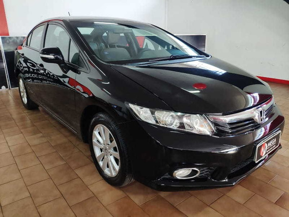 Honda Civic Lxr 2.0 Flexone 16v Aut. 2014