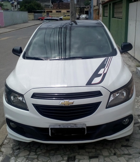 Onix 1.4 Effect Completo/gnv