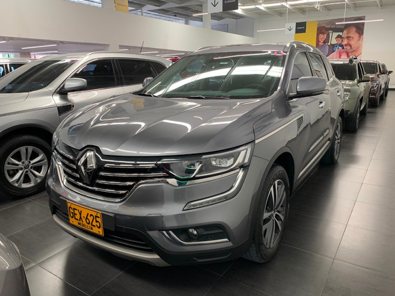 New Koleos Intens 4x4 2.5cc Gris Metalico 2020 Gex625