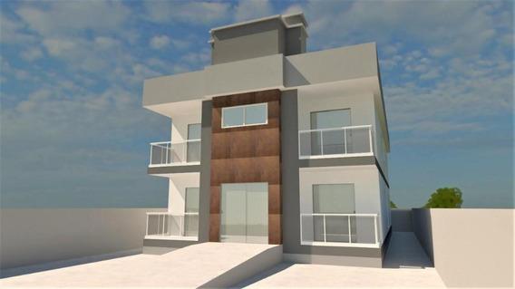 Minha Casa Minha Vida | 2 Dorms., Sacada Com Churrasqueira | Fundos - Biguaçu. - Ap5538