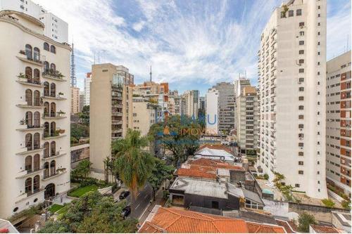 Imagem 1 de 17 de Apartamento Com 3 Dormitórios À Venda, 142 M² Por R$ 1.399.000,00 - Jardim América - São Paulo/sp - Ap64575