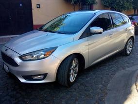 Focus Ford 2015 Nuevo Appearance Hb Aut Garantia De Agencia