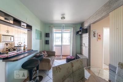 Apartamento No 7º Andar Mobiliado Com 2 Dormitórios E 1 Garagem - Id: 892929256 - 229256