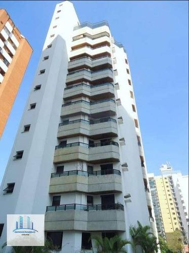 Imagem 1 de 30 de Apartamento Residencial À Venda, Moema, São Paulo. - Ap3120