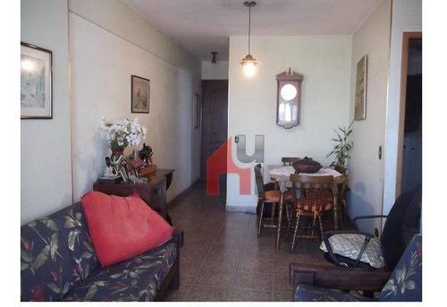 Apartamento À Venda, 70 M² Por R$ 465.000,00 - Vila Brasílio Machado - São Paulo/sp - Ap0344
