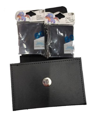Imagen 1 de 6 de Porta Deck 250 Cartas Y 2 Paquetes Micas Yugioh Envío Gratis