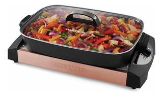 Farberware 3-en-1 Copper Cooking System