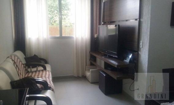 Apartamento Residencial À Venda, Parque Terra Nova, São Bernardo Do Campo. - Ap0154