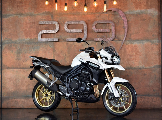 Triumph Tiger Explorer 1200 Xr