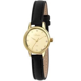 Relógio Feminino Condor Analógico Fashion Dourado Co2035klh