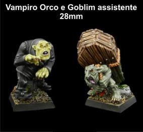 Vampiro Orco E Goblim