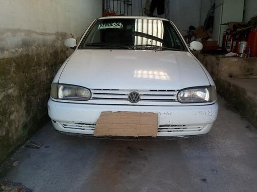 Volkswagen Gol Gol M.i 8v 4 Portas