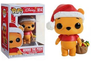 Funko Pop Winnie The Pooh Navidad 614