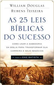 As 25 Leis Bíblica Do Sucesso