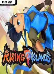 Rising Islands Pc - 100% Original (steam Key)