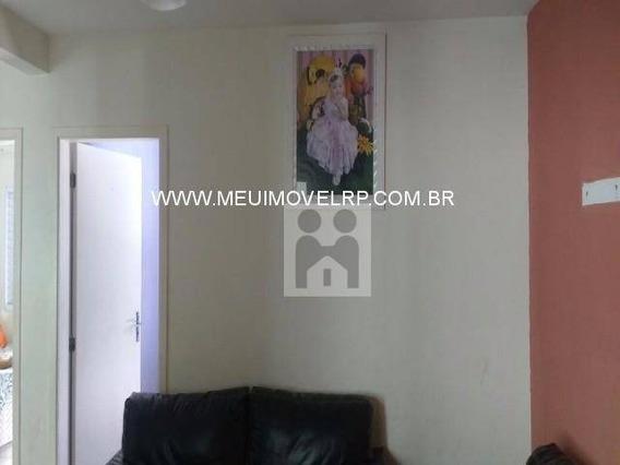 Apartamento Residencial À Venda, Vila Pompéia, Ribeirão Preto - Ap0662. - Ap0662