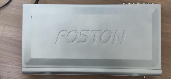 Dvd Foston C/ Controle