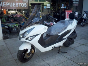 Scooter Inyeccion Daelim Advance 250 S3 0km Motos Ap
