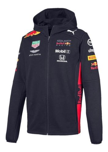 Novo Suéter Com Capuz Aston Martin Red Bull Racing F1 2019 Max Verstappen Frete Grátis