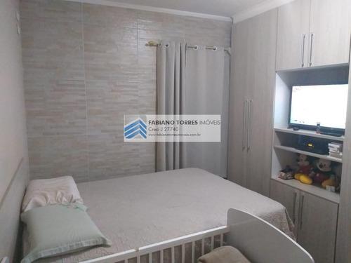Apartamento Para Venda Em São Bernardo Do Campo, Alves Dias, 2 Dormitórios, 1 Banheiro, 1 Vaga - 2043_2-1121315