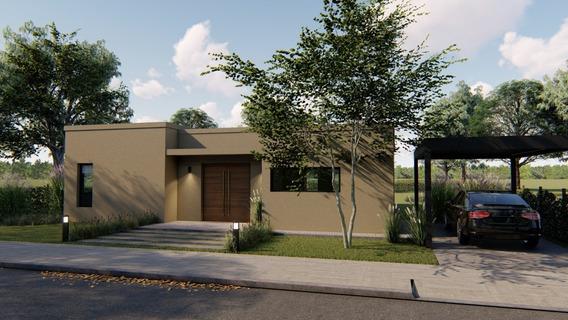 Casa Barrio San Sebastian Área 1 Lote 254 Pilar Escobar