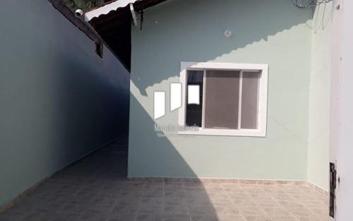 Casa Jardim America Em Praia Grande Sp.