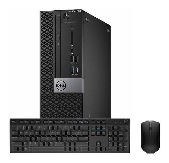 Dell Optiplex 7050 Intel® Core I5 6500 4 Gb Hd 500gb+w10