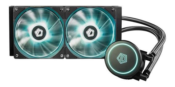 Water Cooling Auraflow X240 Rgb Amd / Intel En Stock Jazzpc