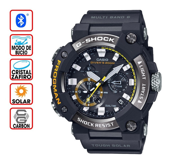 *precompra* Casio G-shock Frogman Master Of G Gwf-a1000-1