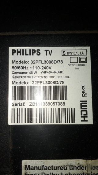 Teclado Tv Philips