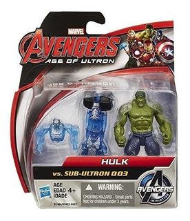 Marvel - Avengers - Hulk Vs Sub-ultron003