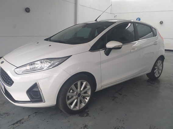 Ford Fiesta Kinetic Design 1.6 Titanium 120cv 2018