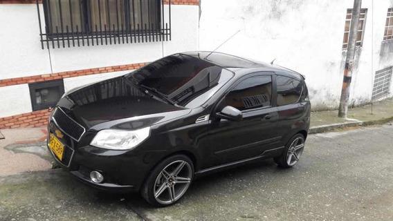 Chevrolet Aveo Dark