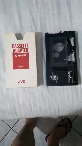 Adaptador Fitas Cassetes Jvc - S-vhs