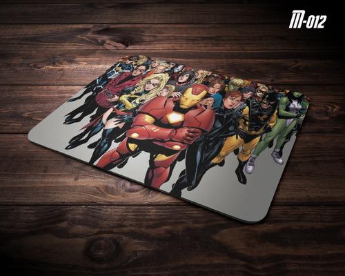 Mouse Pad Personalizados Marvel/ Cotillon, Empresas, Logo