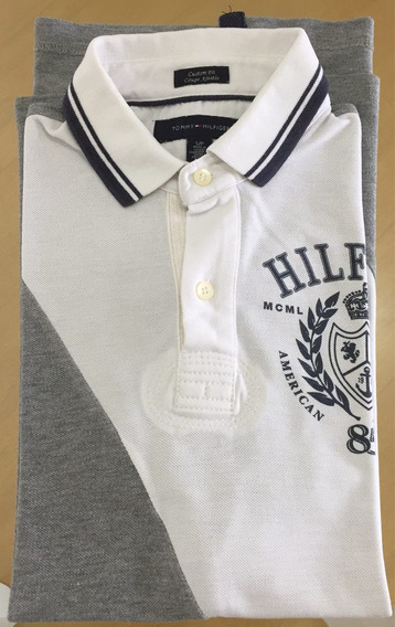 Camisa Polo Tommy Hilfiger P/s