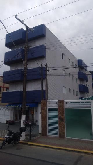 Apartamento Com 1 Dorm A Venda No Centro De Mongagua Ref-540