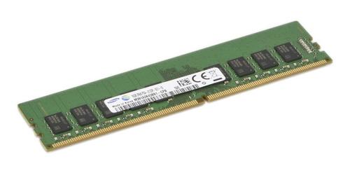 Memória 16gb Samsung 2rx8 Ddr4 Pc4-2133p 17000e Udimm | Dell