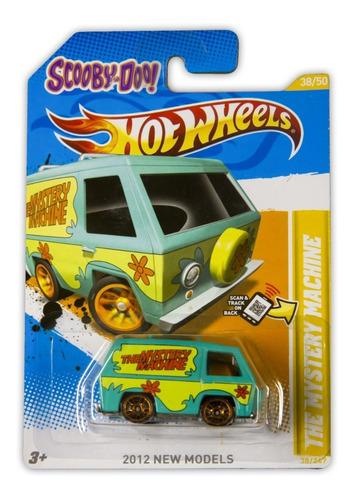 Hot Wheels New Models Scooby Doo Mystery Machine 2012 V5326