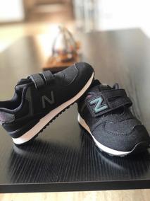 Gomas Para Niño New Balance Negras Talla 9