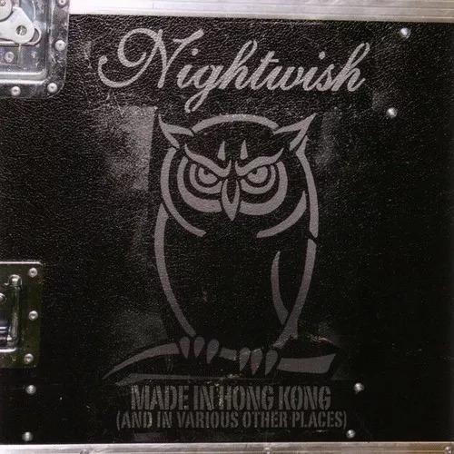 Nightwish - Made In Hong Kong Cd+dvd Nuevo Sellado